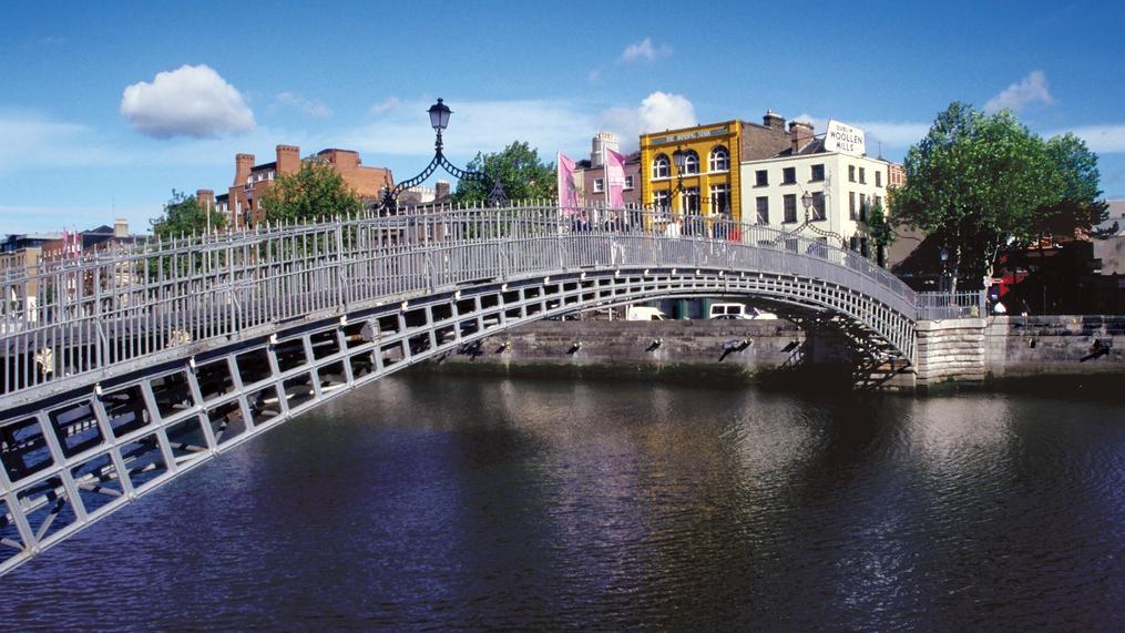 Dublin and Mystical Sidetrips