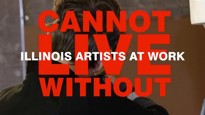 Illinois Artists at Work: Cannot Live Without