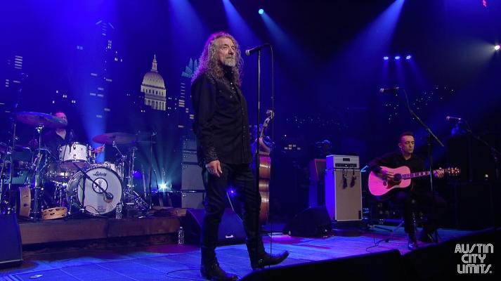 Austin City Limits Robert Plant Amp The Sensational Space