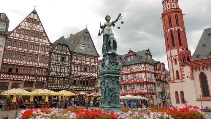 Germany's Frankfurt and Nurnberg
