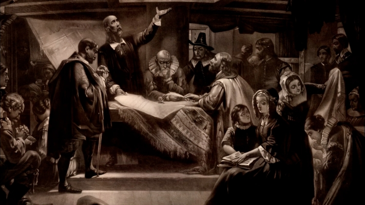 Pilgrims: American Experience