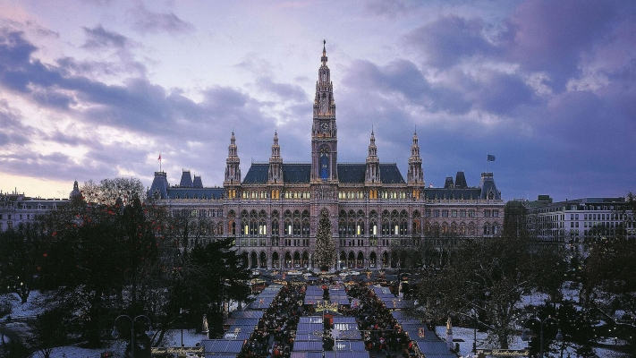 From Vienna: The New Year's Celebration 2018