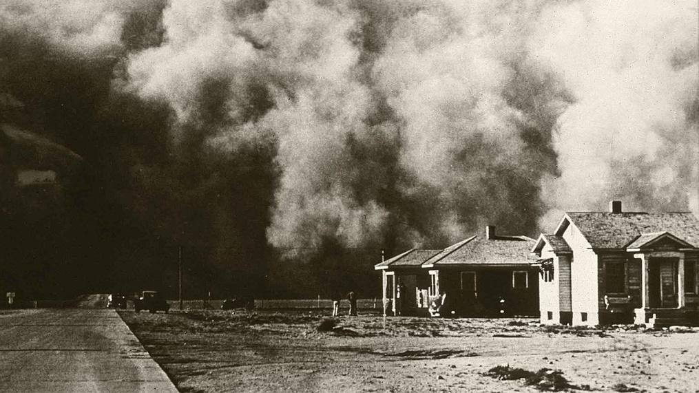 Surviving The Dust Bowl: American Experience