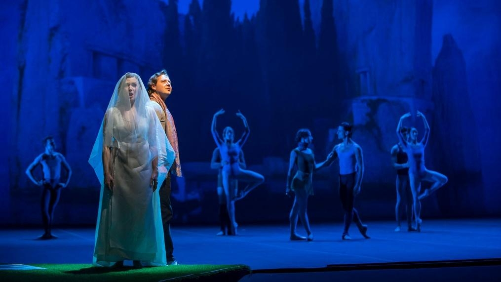 Orphee et Eurydice from Lyric Opera of Chicago