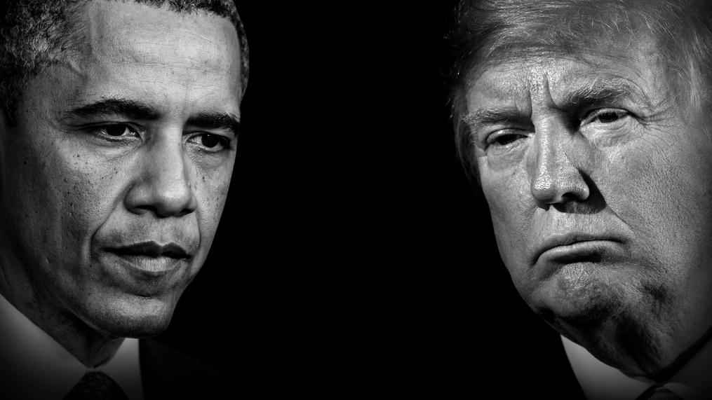 America's Great Divide: Obama to Trump: Part 1