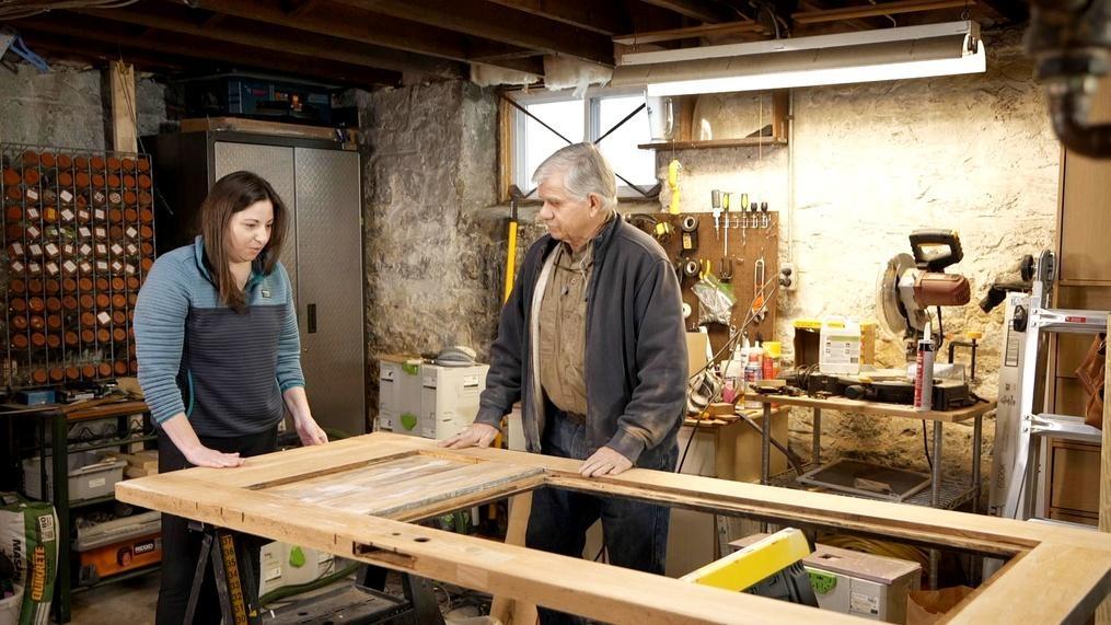 Inspection, Door Restoration