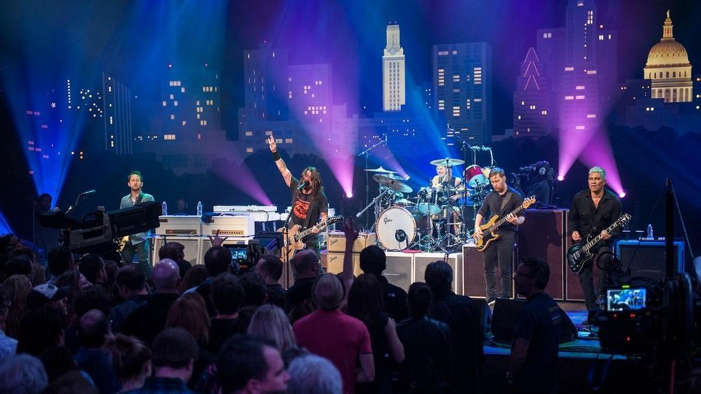 Foo Fighters Rock Austin City Limits