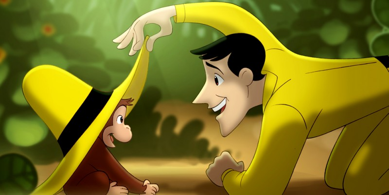 Curious George. Curious George   WTTW Chicago