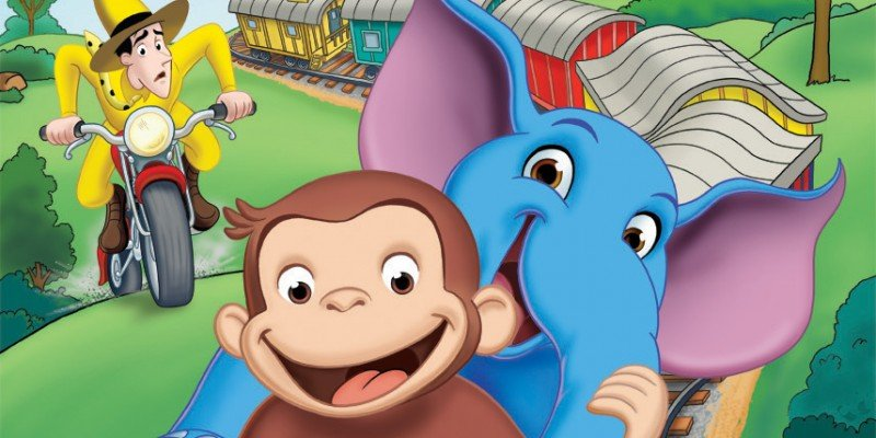 Curious George Follow That Monkey