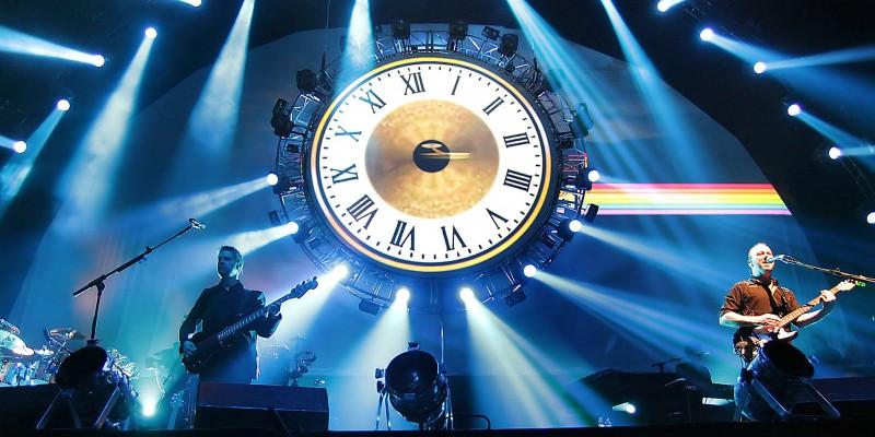 Rush Tour Schedule