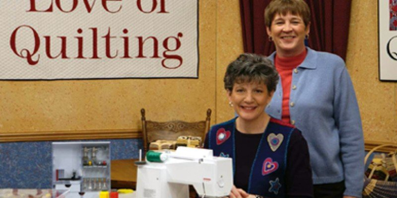 Fons Porters Love Of Quilting Wttw