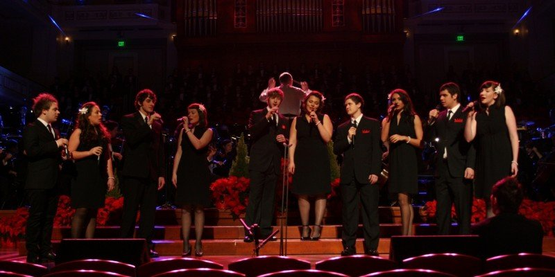 Christmas at Belmont | WTTW Chicago