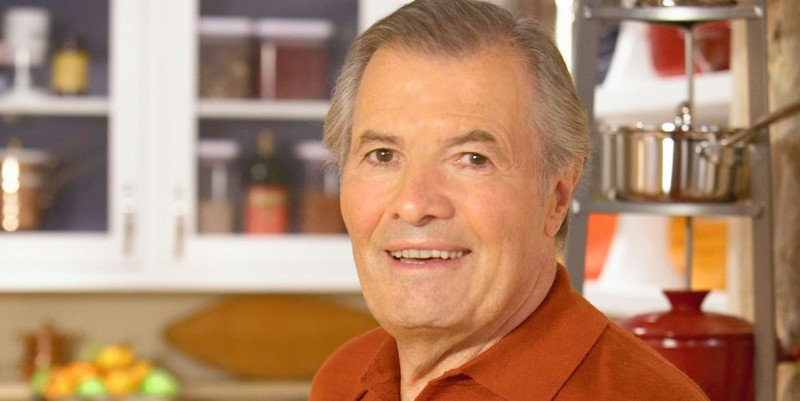 Jacques Pepin: More Fast Food My Way Bread Flip | WTTW Chicago