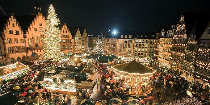 Chicago Christmas.European Christmas Markets Wttw