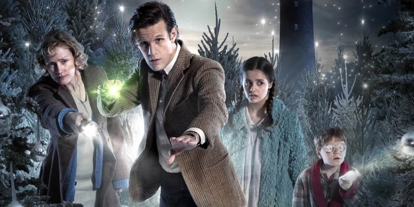 Christmas Special 2011 - The Doctor, The Widow & the Wardrobe