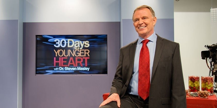 30 Days to a Younger Heart with Dr. Steven Masley, MD