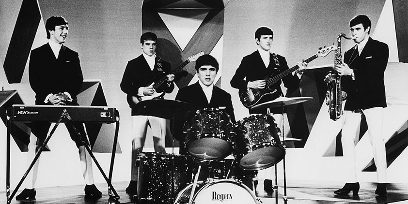 The Dave Clark Five - Glad All Over, A Great Performance Special