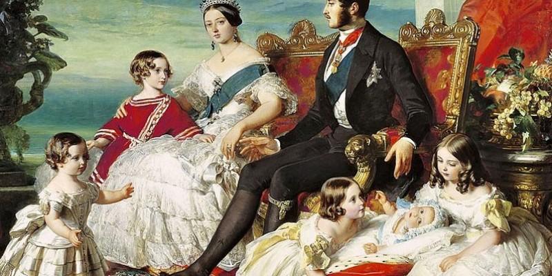 Queen Victoria 39 S Children Wttw