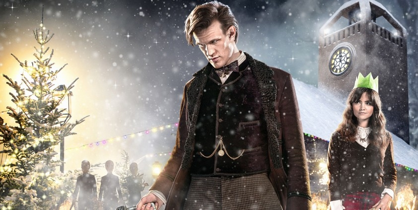 Christmas 2013 - Time of the Doctor