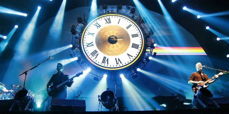 Brit Floyd: Space & Time Live In Amsterdam