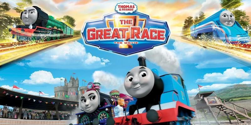 Thomas Amp Friends The Great Race Wttw
