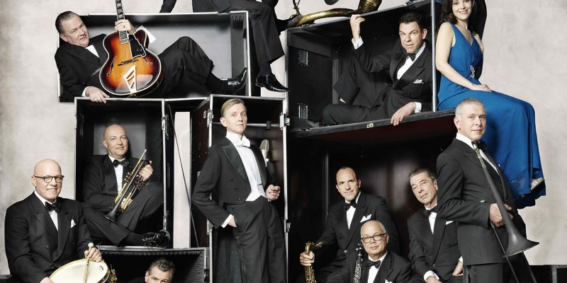 Max Raabe & The Palast Orchester: Let's Do It