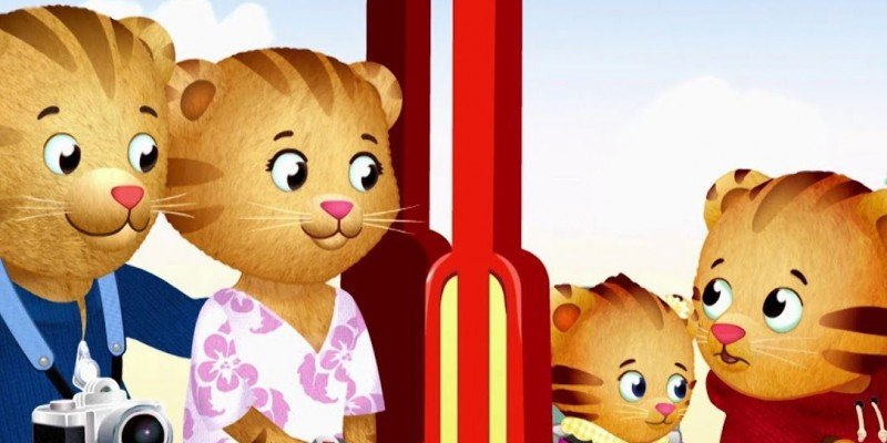 Daniel Tiger\'s Neighborhood: Tiger Family Trip | | WTTW