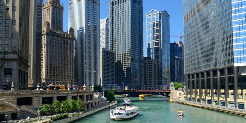 Chicago By Boat: 1995
