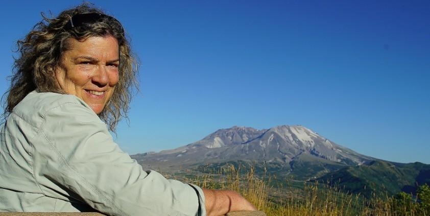 Rescued from Mount St. Helens
