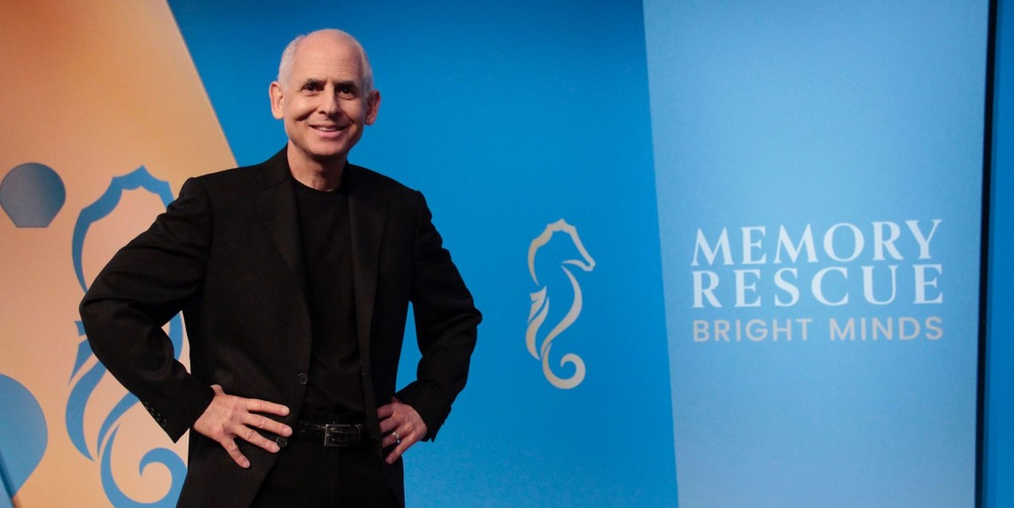 Memory Rescue with Daniel Amen, M.D.