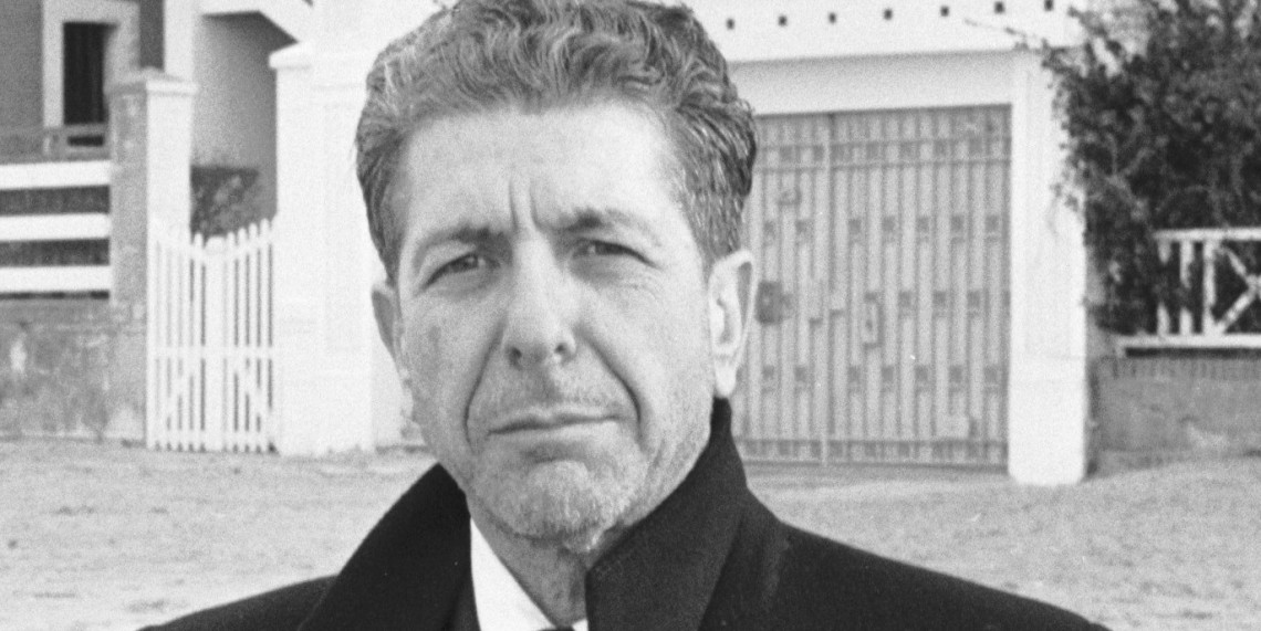 Leonard Cohen - Tower of Song