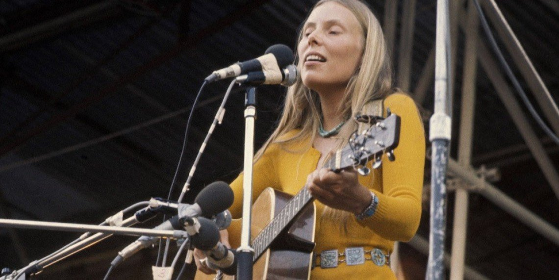 Joni Mitchell Live at the Isle of Wight Festival 1970 | | WTTW
