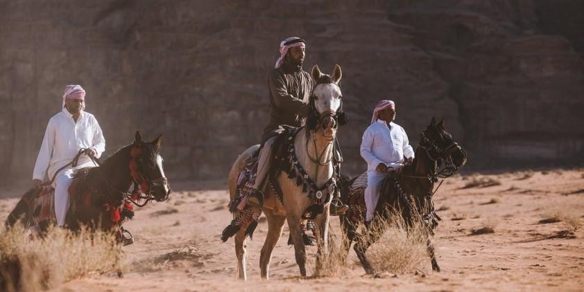 Equus: Story of the Horse: Origins