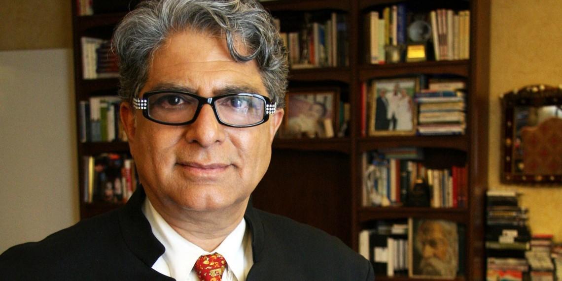 Deepak Chopra: The Spiritual Laws of Success