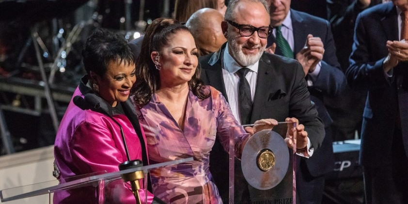 Emilio and Gloria Estefan: The Library of Congress Gershwin Prize...Popular Song