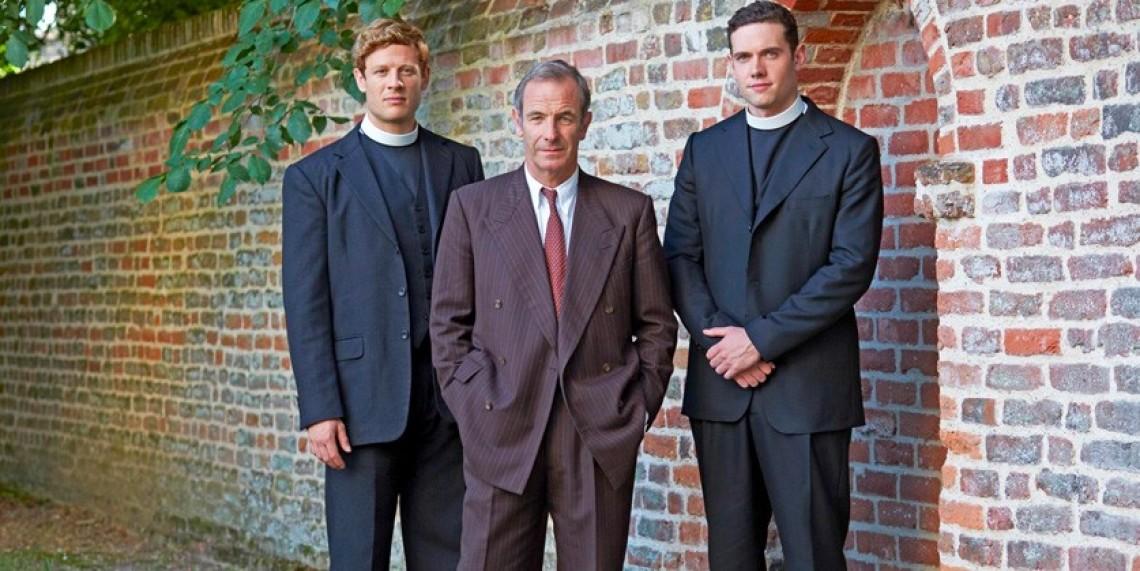 Grantchester Season 4 On Masterpiece
