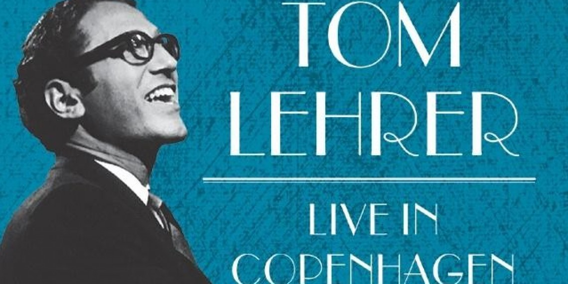 Tom Lehrer - Live In Copenhagen 1967