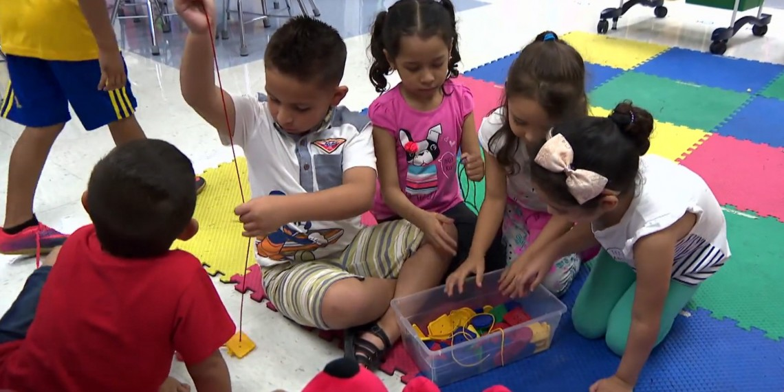 Kindergarten: Where Learning and Play Meet