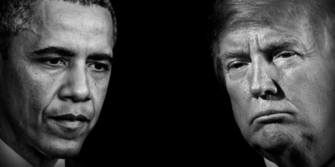 America's Great Divide: Obama to Trump: Part 2