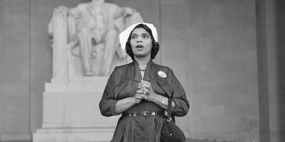 Marian Anderson: Once in a Hundred Years