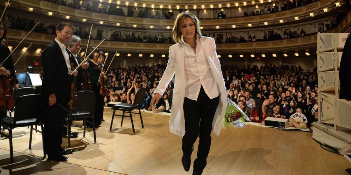 Yoshiki: Live at Carnegie Hall