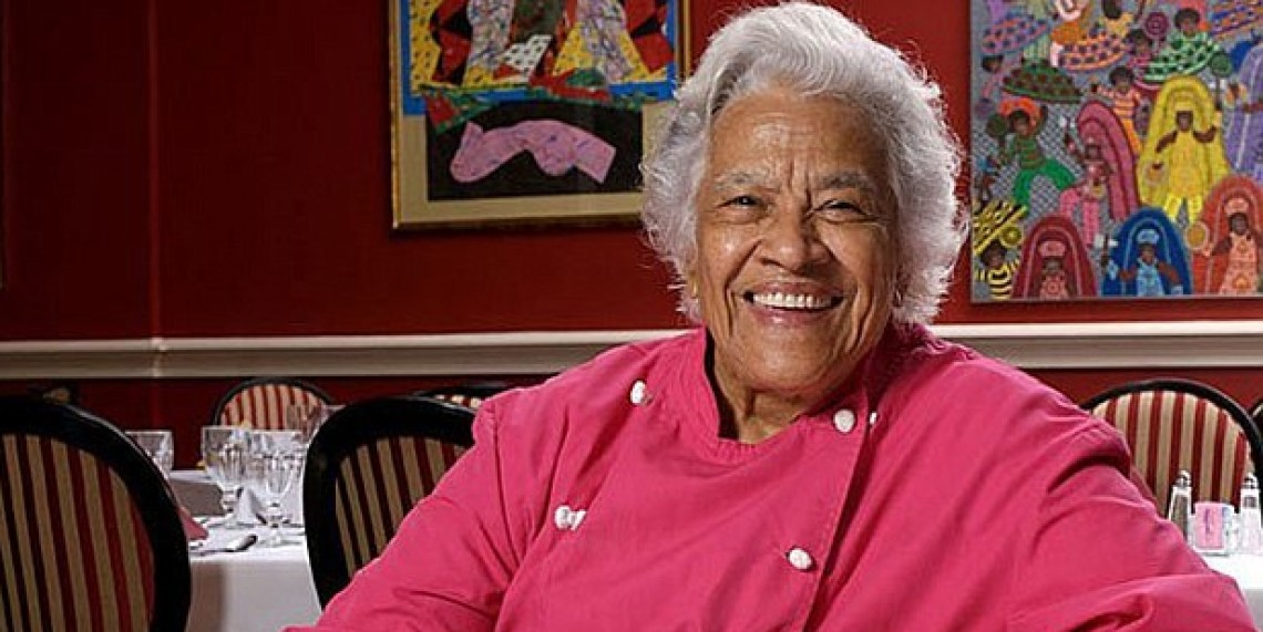 Leah Chase - The Queen of Creole Cuisine
